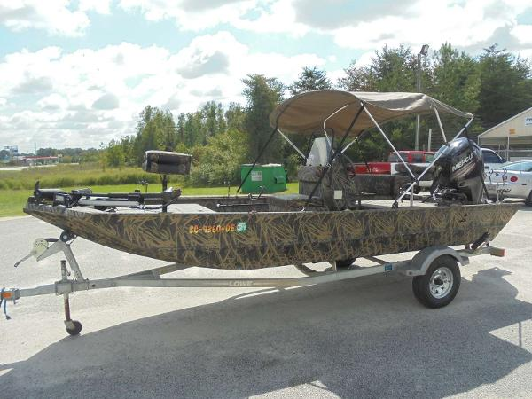 2016 Lowe boat for sale, model of the boat is Roughneck 1860 CC & Image # 23 of 23