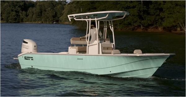 2021 Carolina Skiff boat for sale, model of the boat is 26 Ultra & Image # 1 of 4