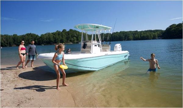 2021 Carolina Skiff boat for sale, model of the boat is 26 Ultra & Image # 3 of 4