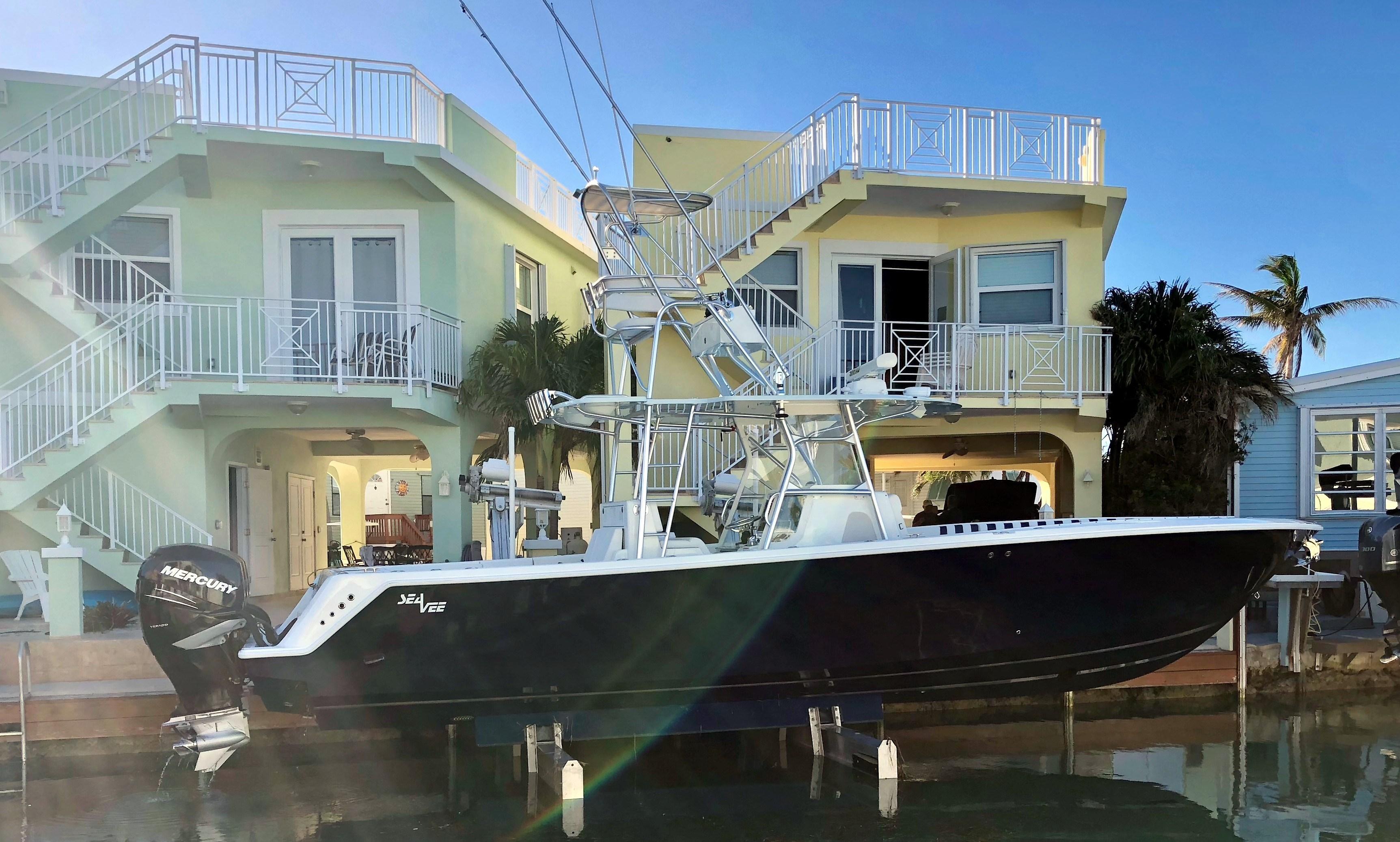 2013 SeaVee 390B