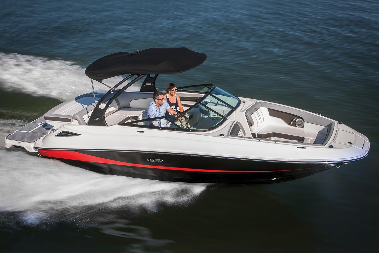 Sea RaySDX 240