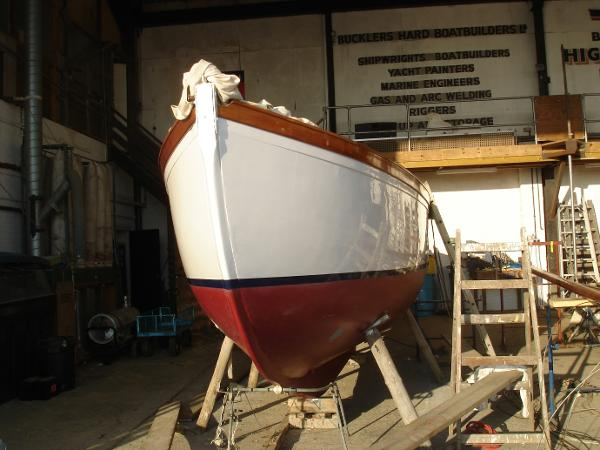 Hillyard 6 Ton Bermudan Sloop