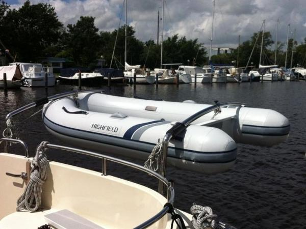 2018 Highfield boat for sale, model of the boat is UL 290 & Image # 3 of 4