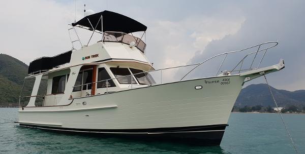 Island Gypsy 36 motor yacht-5863