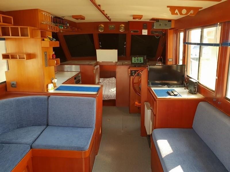Island Gypsy 36 motor yacht-2