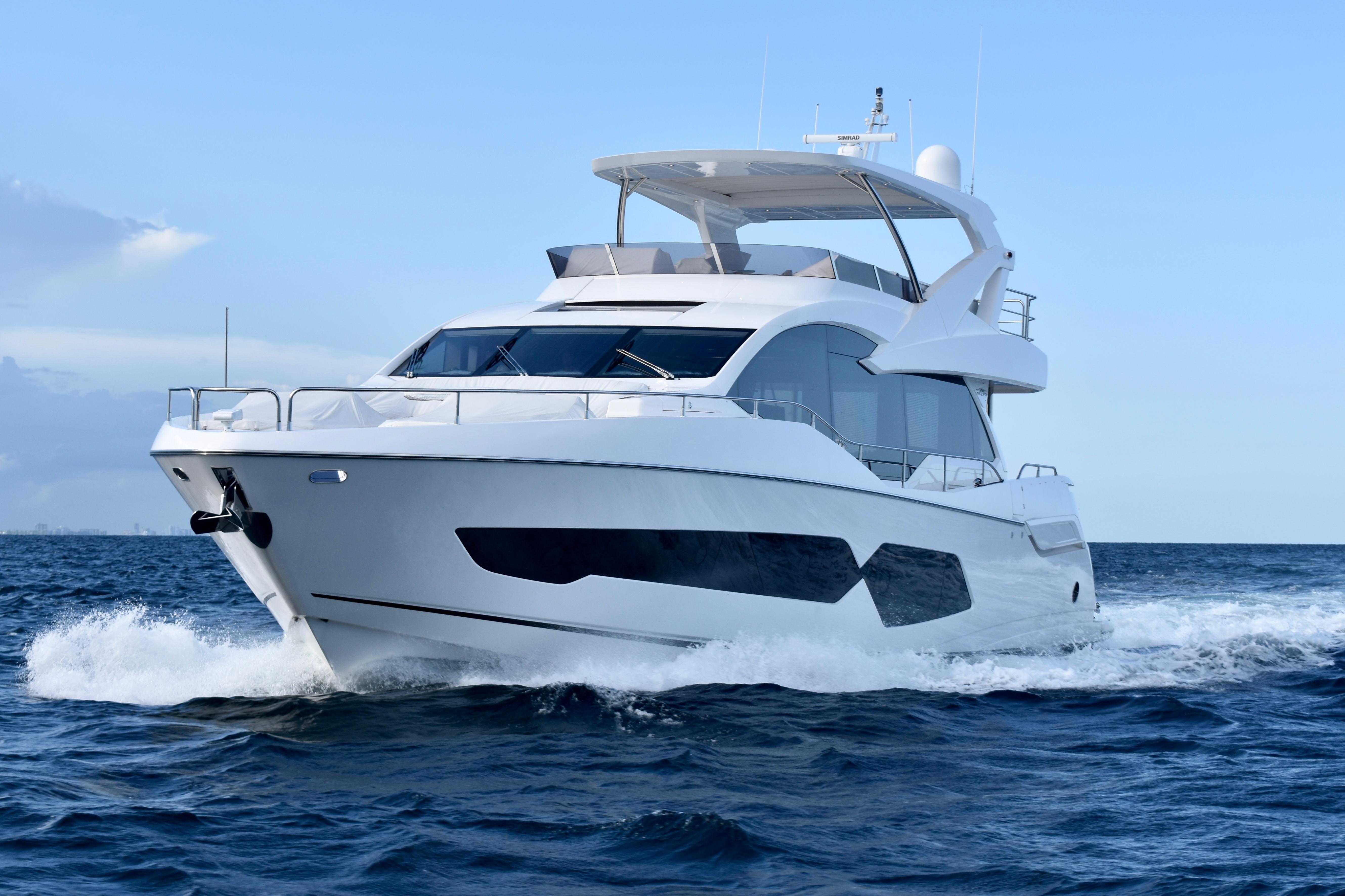 76 ft Sunseeker 76 Yacht