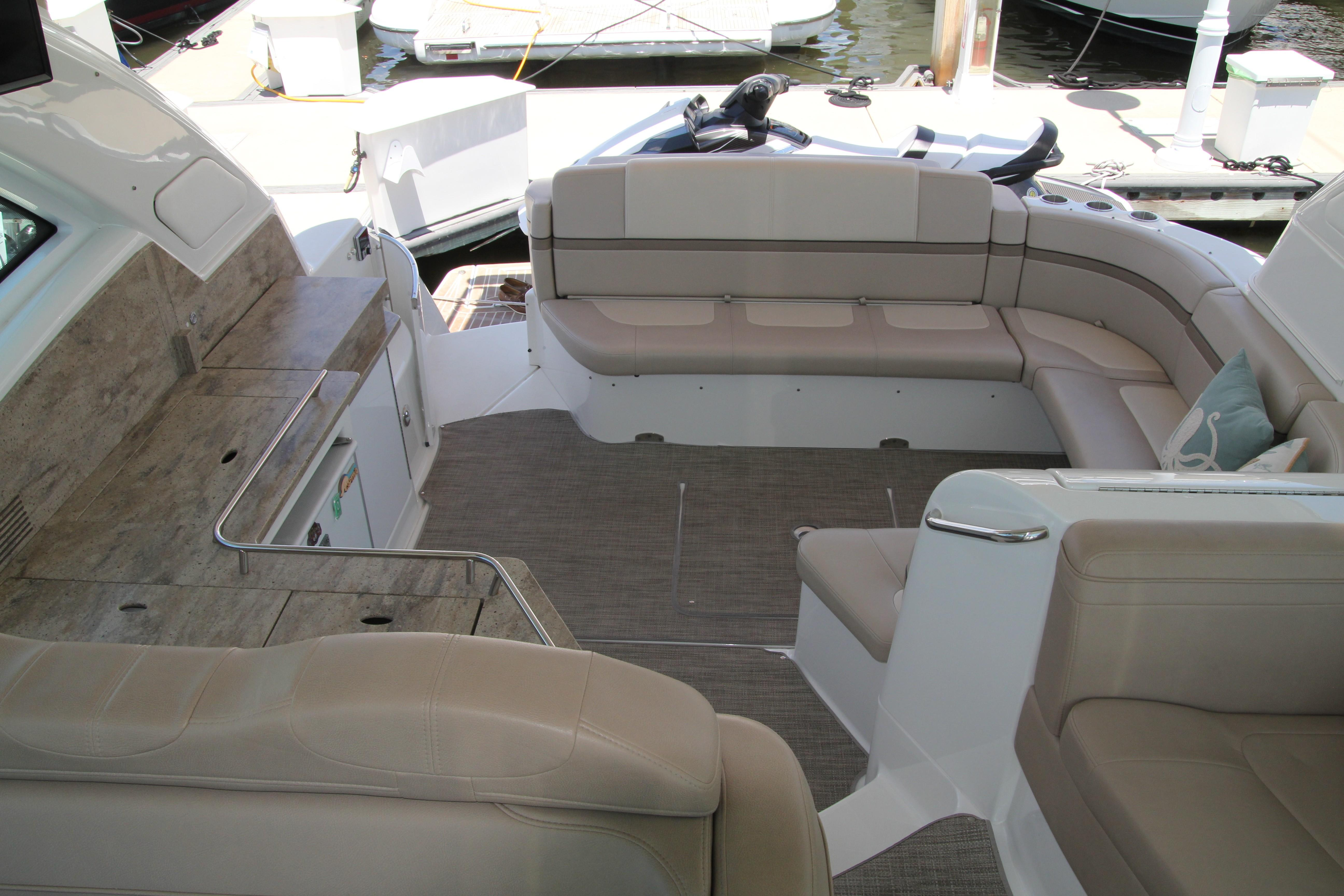 Helm Area Seating