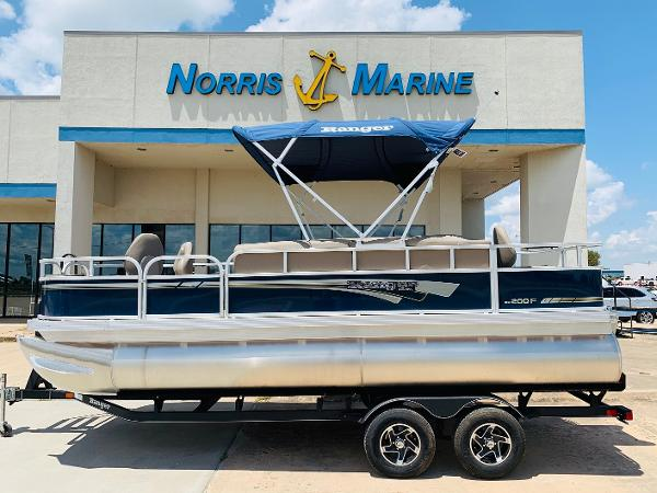 2021 Ranger Boats boat for sale, model of the boat is Reata 200F & Image # 1 of 32