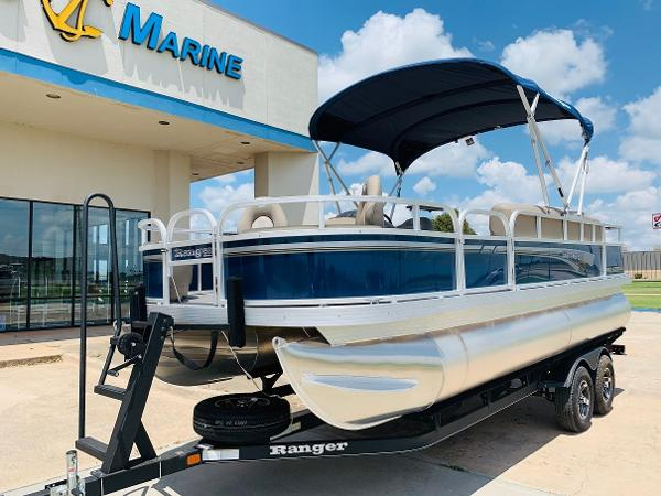 2021 Ranger Boats boat for sale, model of the boat is Reata 200F & Image # 2 of 32