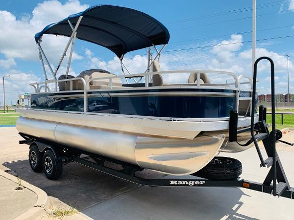 2021 Ranger Boats boat for sale, model of the boat is Reata 200F & Image # 3 of 32