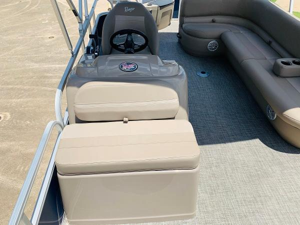 2021 Ranger Boats boat for sale, model of the boat is Reata 200F & Image # 17 of 32