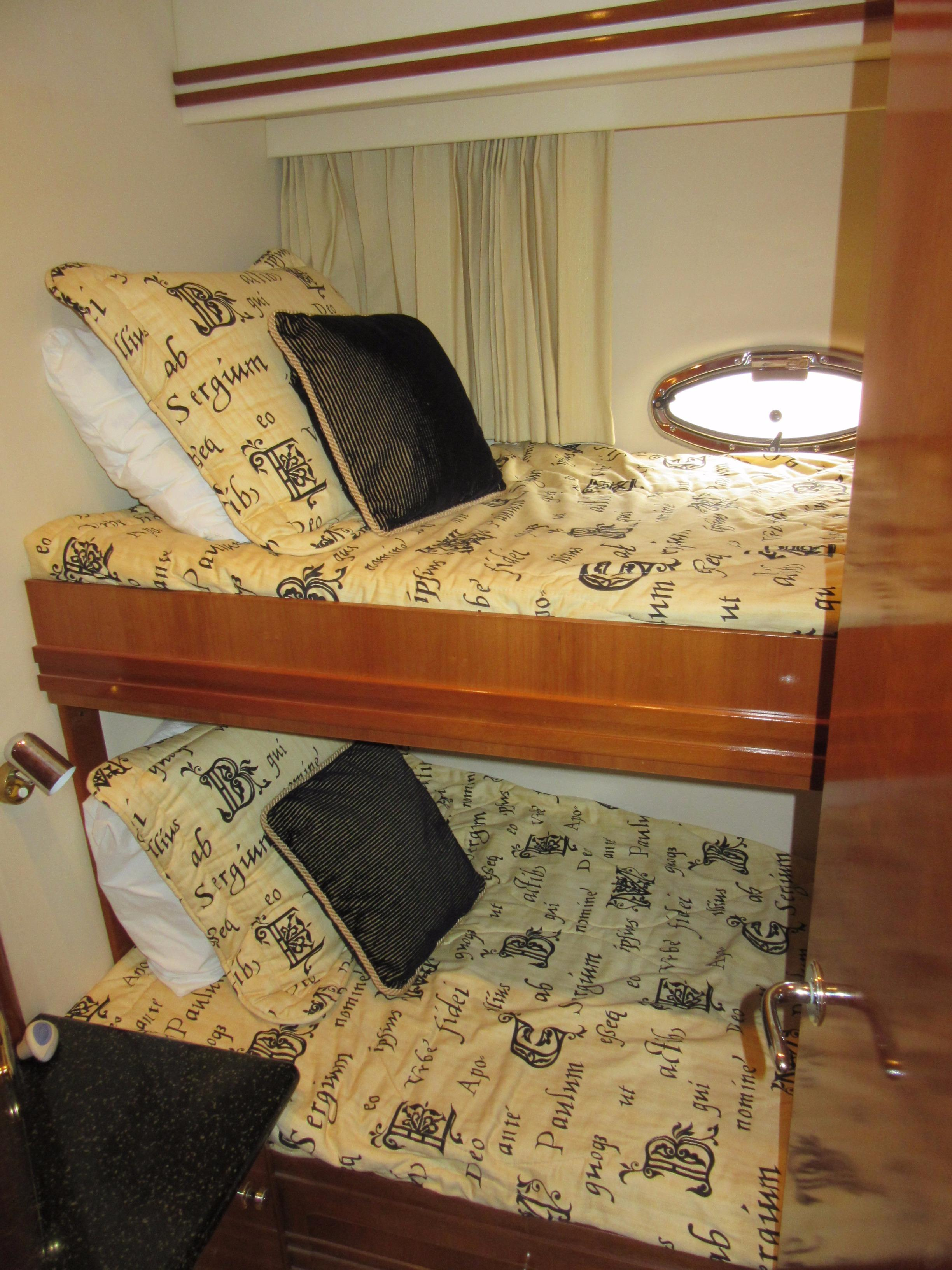 BUNK STATEROOM