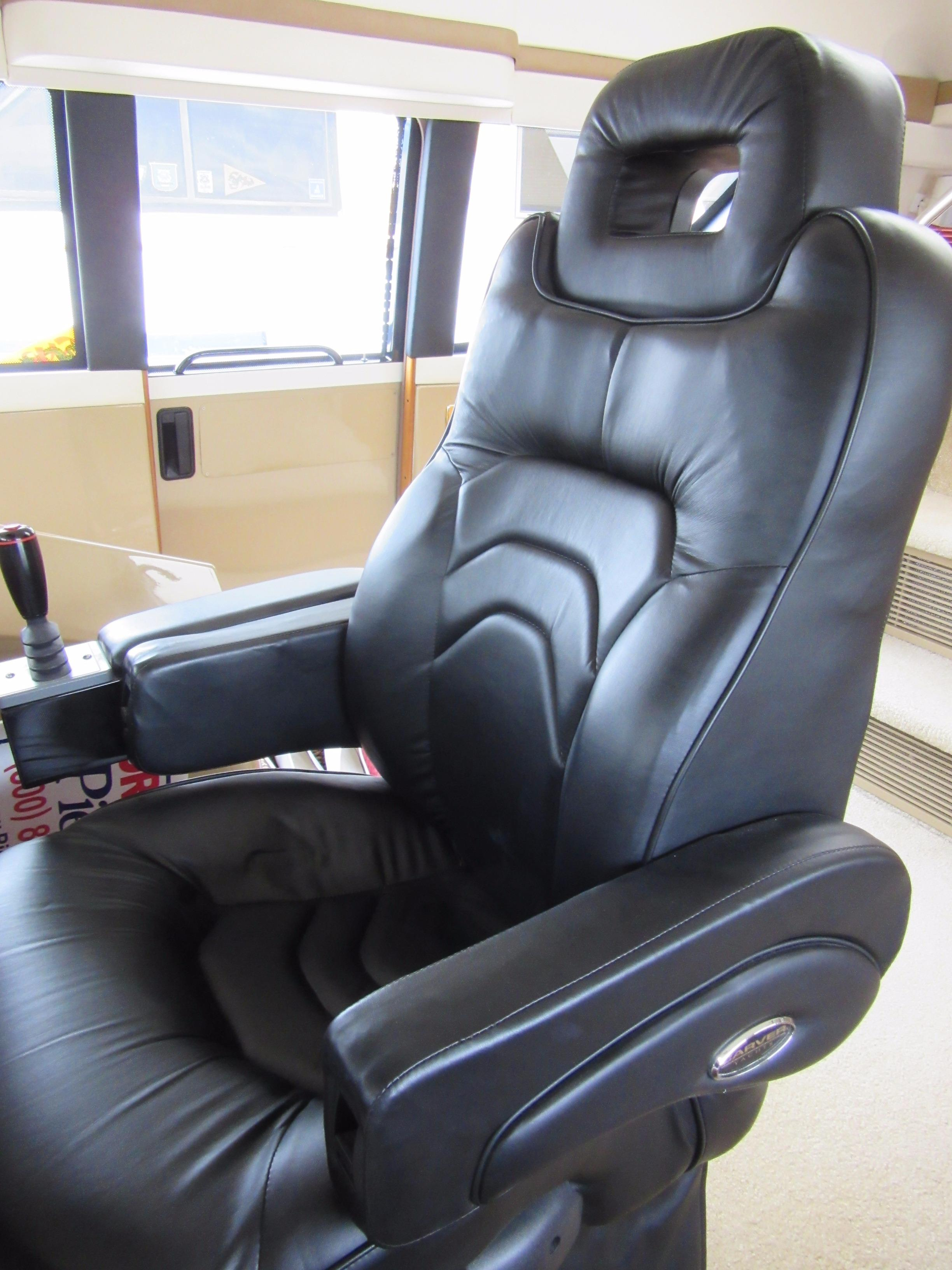 PILOTHOUSE COMMAND HELM CHAIR