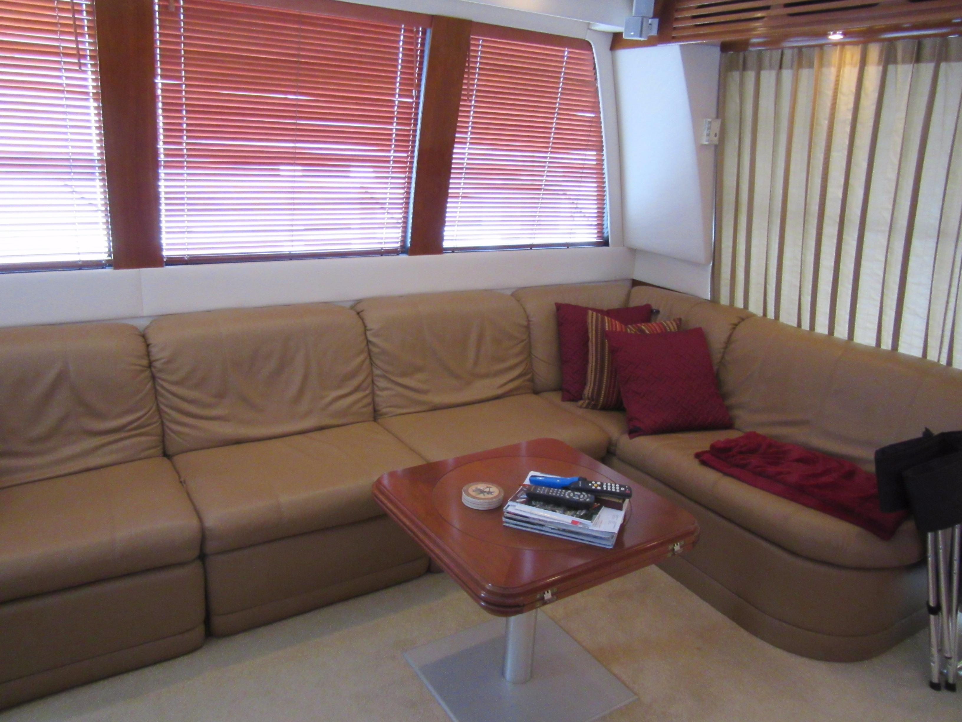 SALON SETTEE WITH INCLINERS