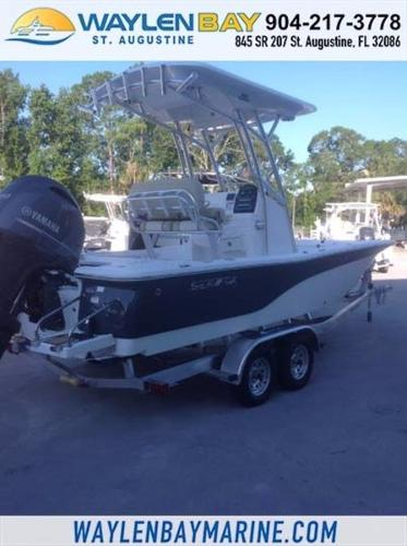 2018 SEA FOX 220 VIPER for sale