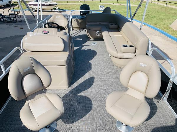 2021 Ranger Boats boat for sale, model of the boat is Reata 200F & Image # 9 of 34