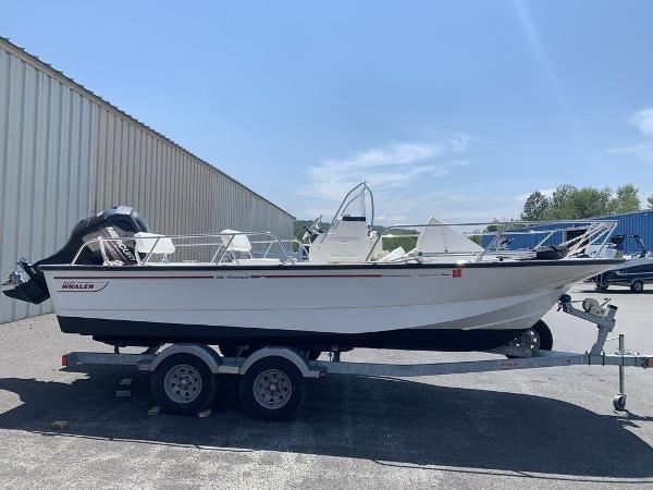 2013 Boston Whaler boat for sale, model of the boat is 190 Montauk & Image # 2 of 10
