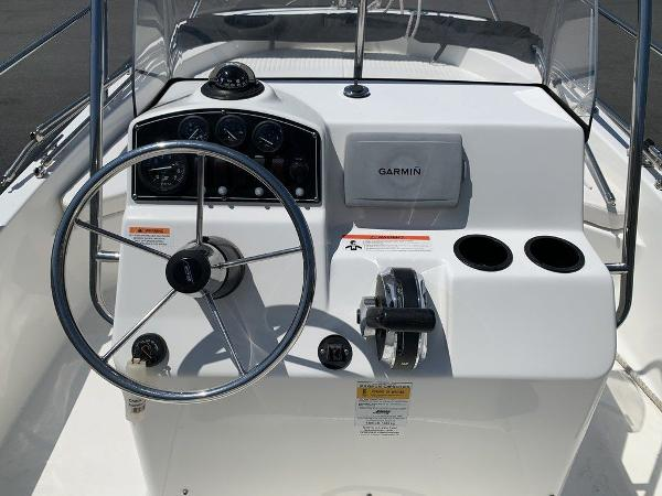 2013 Boston Whaler boat for sale, model of the boat is 190 Montauk & Image # 3 of 10