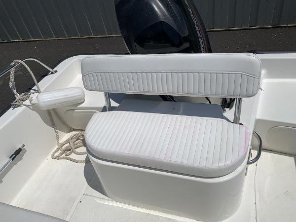 2013 Boston Whaler boat for sale, model of the boat is 190 Montauk & Image # 5 of 10