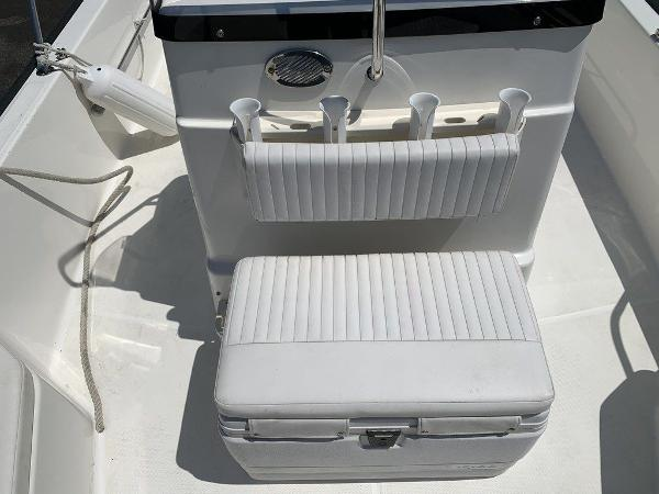 2013 Boston Whaler boat for sale, model of the boat is 190 Montauk & Image # 6 of 10