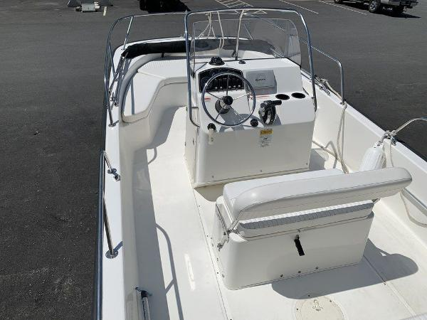 2013 Boston Whaler boat for sale, model of the boat is 190 Montauk & Image # 8 of 10