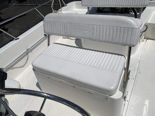 2013 Boston Whaler boat for sale, model of the boat is 190 Montauk & Image # 9 of 10