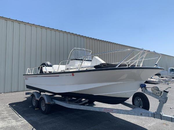 2013 Boston Whaler boat for sale, model of the boat is 190 Montauk & Image # 1 of 10
