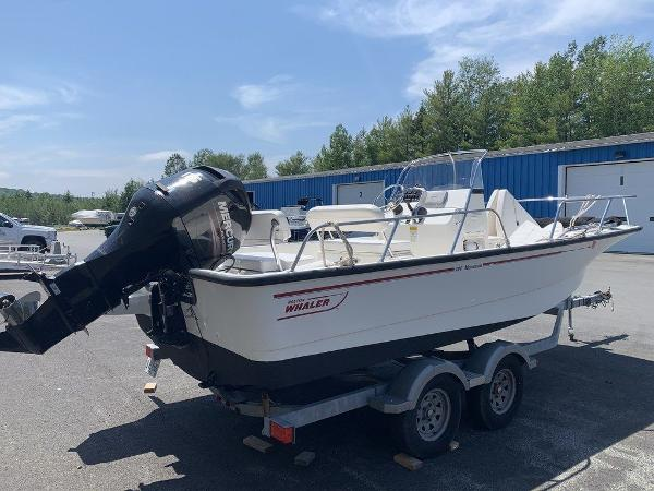 2013 Boston Whaler boat for sale, model of the boat is 190 Montauk & Image # 10 of 10