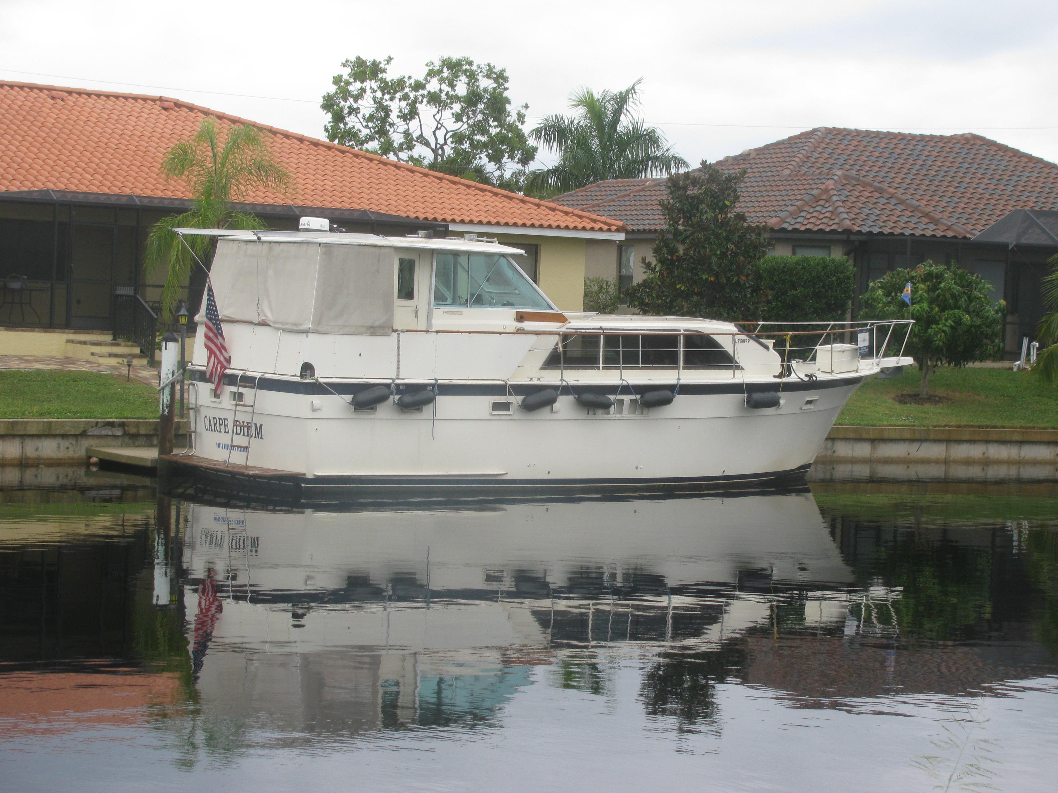 43' Hatteras 1973 Motor Yacht