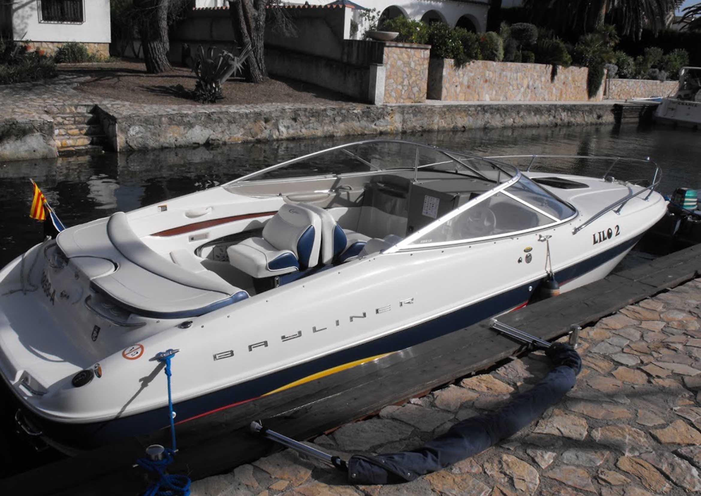 Bayliner Capri 232 BF