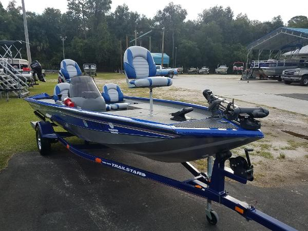 2005 TRACKER BOATS PRO TEAM 175 SPECIAL EDITION for sale