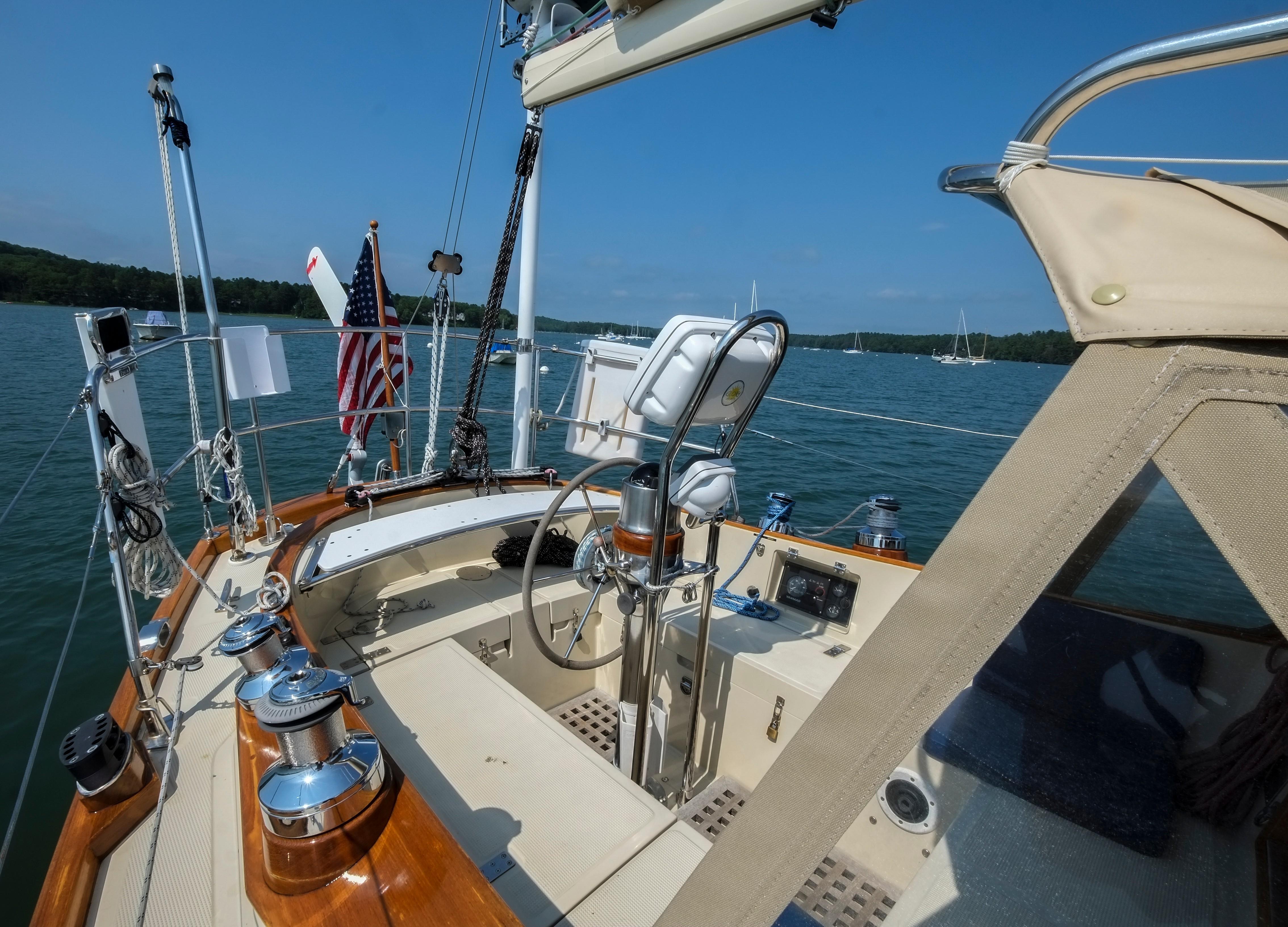 1985 33 | David Walters Yachts