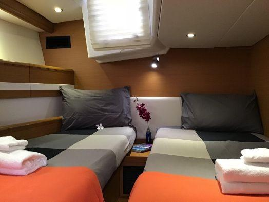 Aft Cabin Starboard