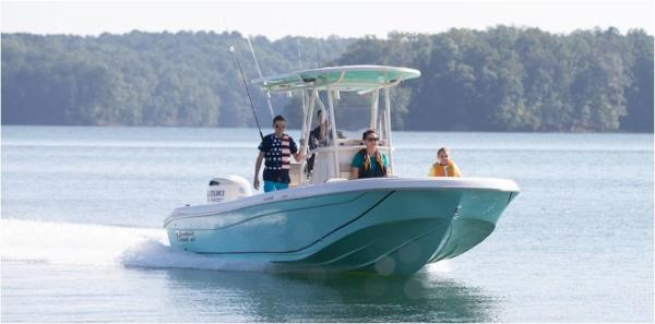 2021 Carolina Skiff boat for sale, model of the boat is 23 Ultra & Image # 1 of 4