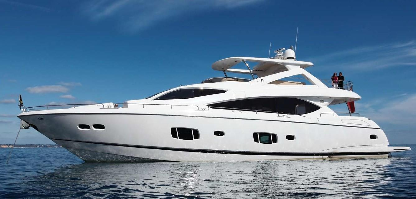 88.17 ft Sunseeker 88 Yacht