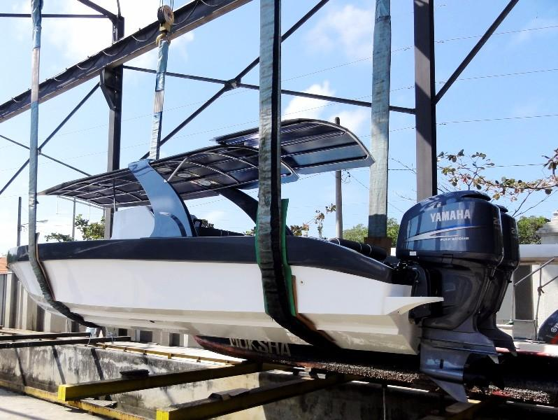29 ft Centre Console Sports Boat Deep V hull