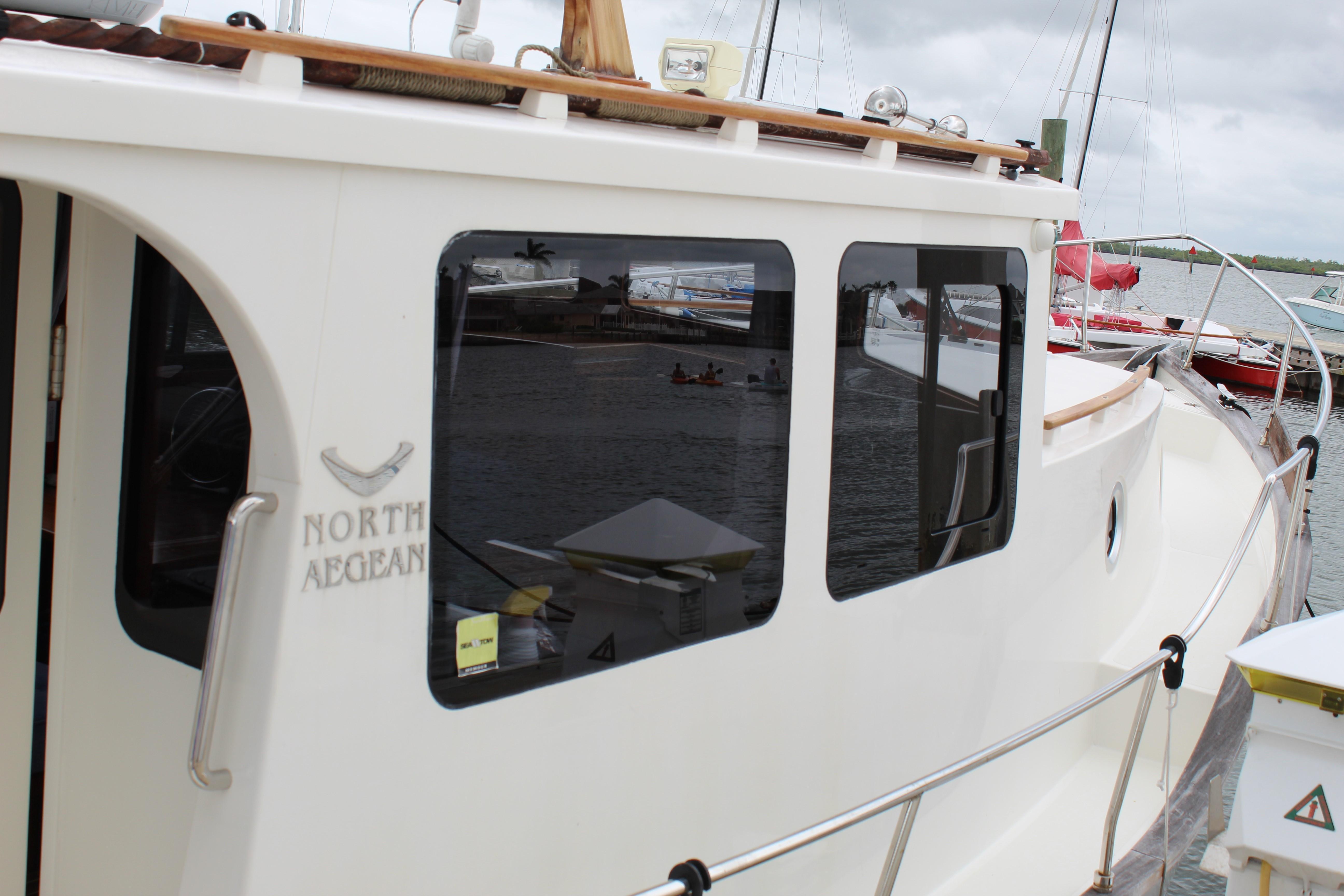 2016 Aegean North Aegean Trawler