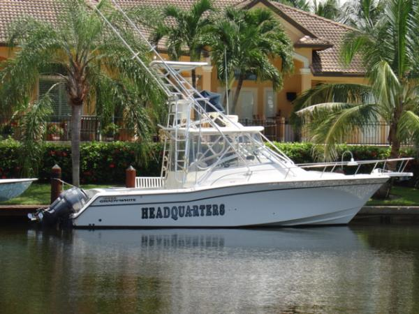 Grady White Express 330 Sports Fishing Boats. Listing Number: M-3710058 33' ...