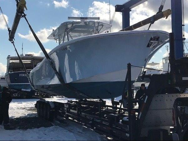 2017 42' Invincible 42 Open Fisherman