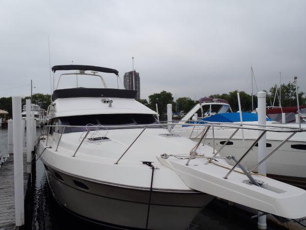 37' Silverton 37 Motor Yacht