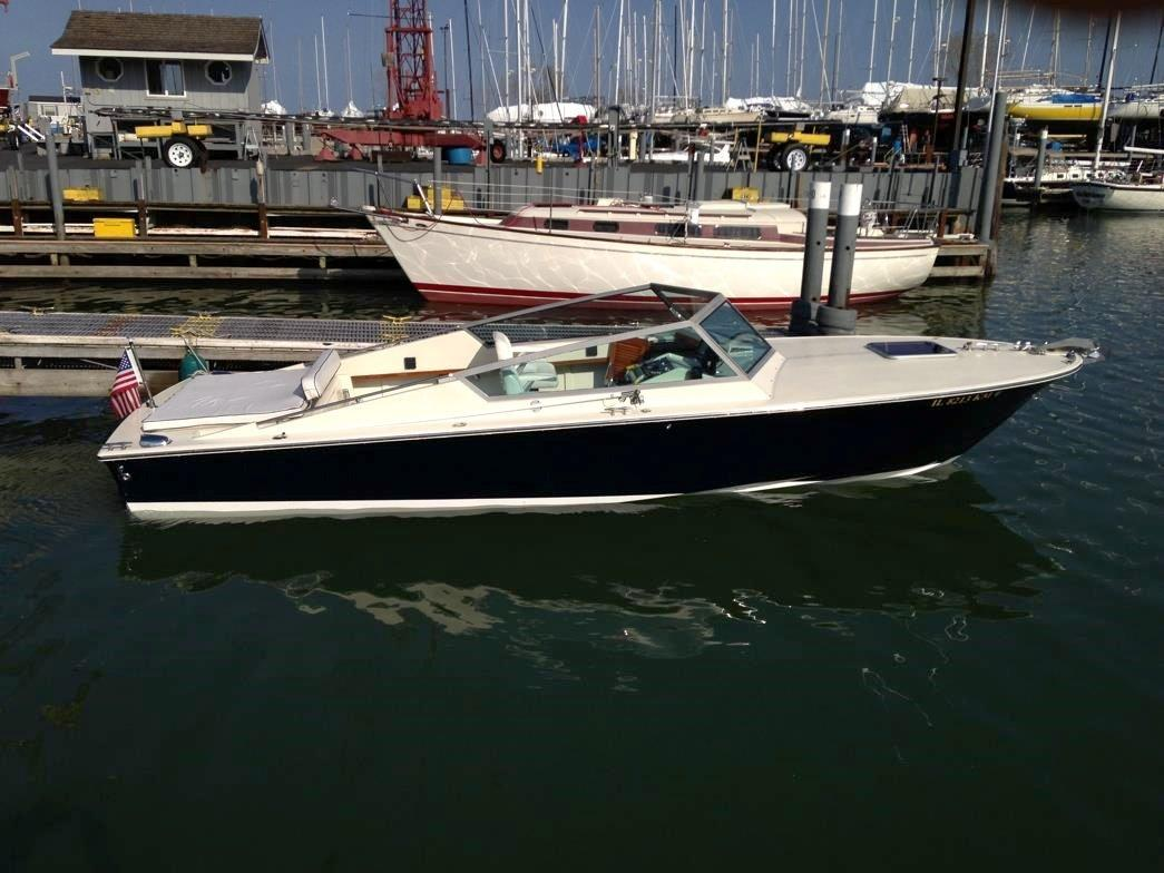 """Hull 2460 (60th Produced) Underwent A """"stringers Up"""" Restoration By Loughborough Marine Interests. LMI Builds Custom Yachts And Performs Historic Restorations At Their Yard In Newport Rhode Island. Over $100,000 Was Spent On The Pr"""