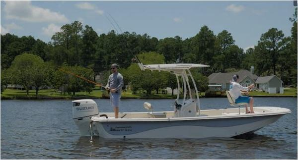 2021 Carolina Skiff boat for sale, model of the boat is 21 LS & Image # 1 of 4