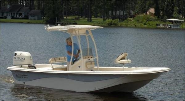 2021 Carolina Skiff boat for sale, model of the boat is 21 LS & Image # 3 of 4