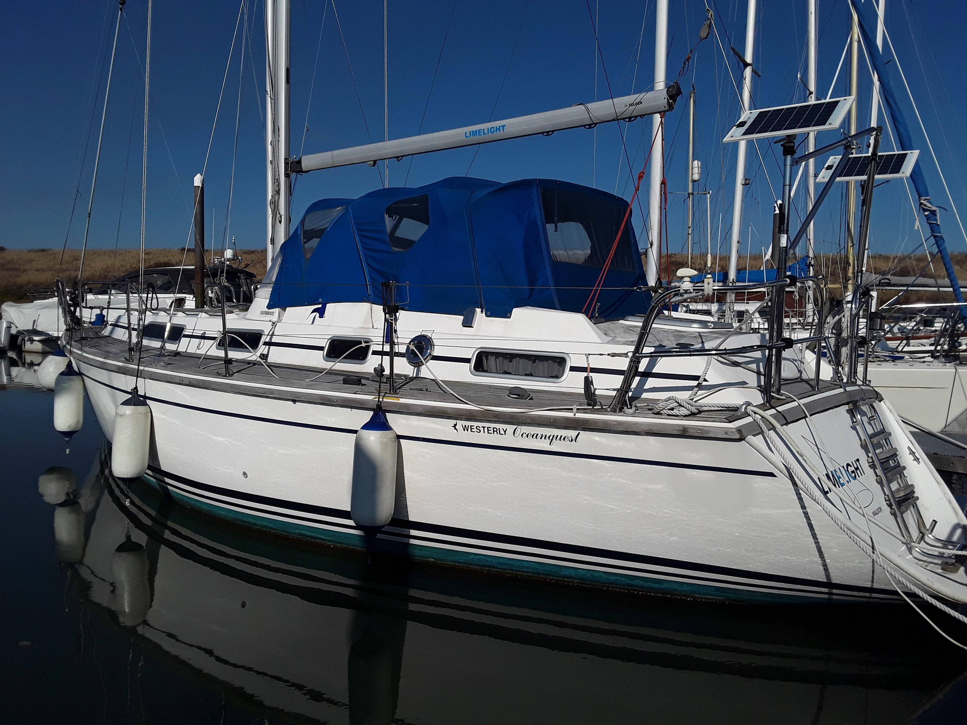 Westerly Oceanquest 35