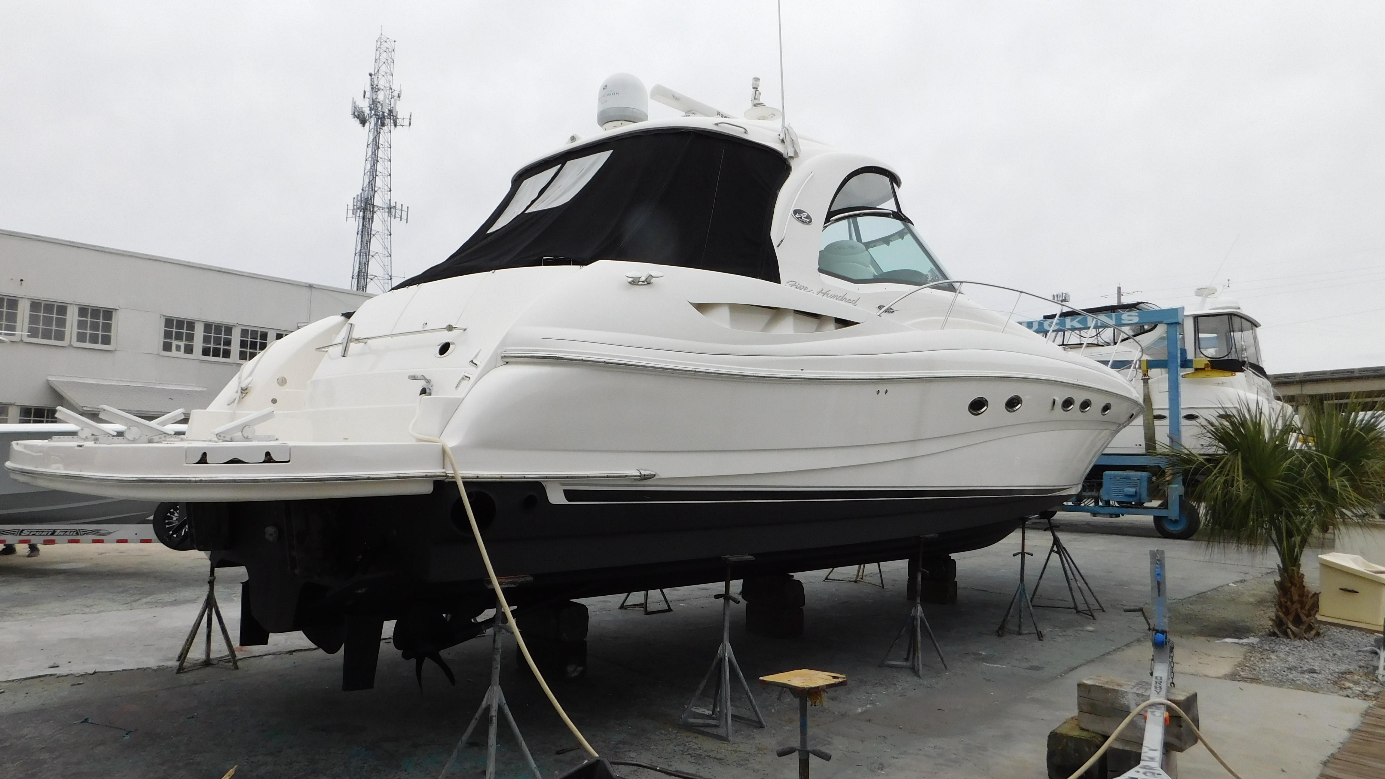 50 Sea Ray 2005 Jacksonville Denison Yacht Sales