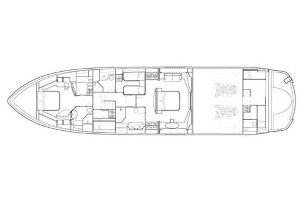 Manufacturer Provided Image: Accommodation Layout