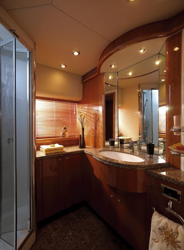 Manufacturer Provided Image: Forward Stateroom Head