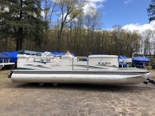 2007 SUNCHASER 824 FISH AND CRUISE for sale