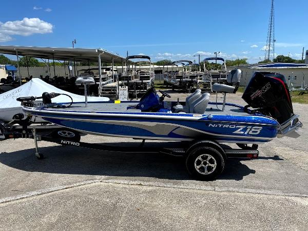 2020 Nitro boat for sale, model of the boat is Z18 & Image # 6 of 13