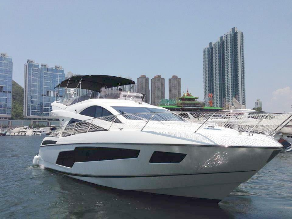 Sunseeker Manhattan - Profile